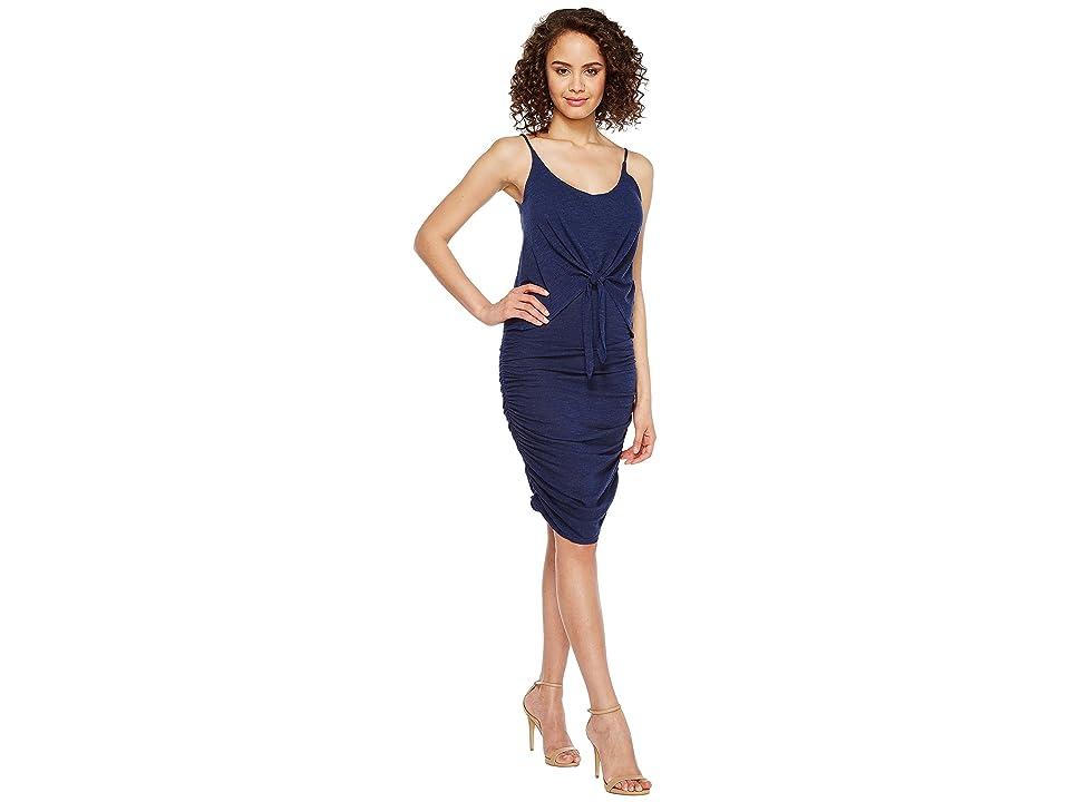 Lanston Tie Front Dress (Cove) Women