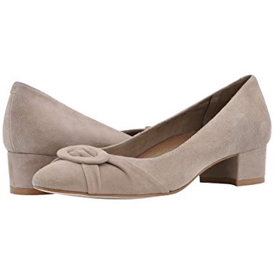 Walking Cradles Harmony (Light Taupe Kid Suede) Women