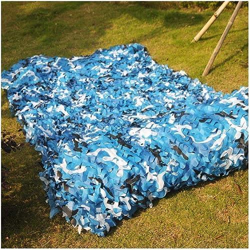 Filet de camouflage armée Filet De Masquage, 4x4m Tissu De Camouflage En Tissu Oxford, Abri De Voiture, Ventilateur Militaire, Camouflage, Camping, Chasse, Tir, Caché, Soirée HalFaibleeen, Piscine, Crème