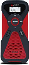The American Red Cross FR1 Emergency Weather Radio with Smartphone Charger, ARCFR1WXR (Renewed)