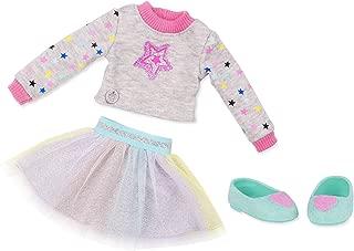 Glitter Girls by Battat - Shine Bright Outfit -14