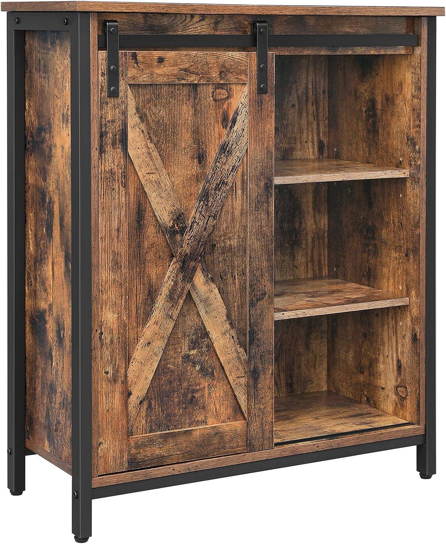 VASAGLE Storage Cabinet Cupboard Sale special price with Max 82% OFF Multipurpose Adju