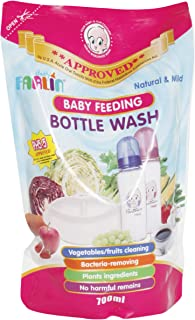 Farlin Baby Feeding Bottle Wash