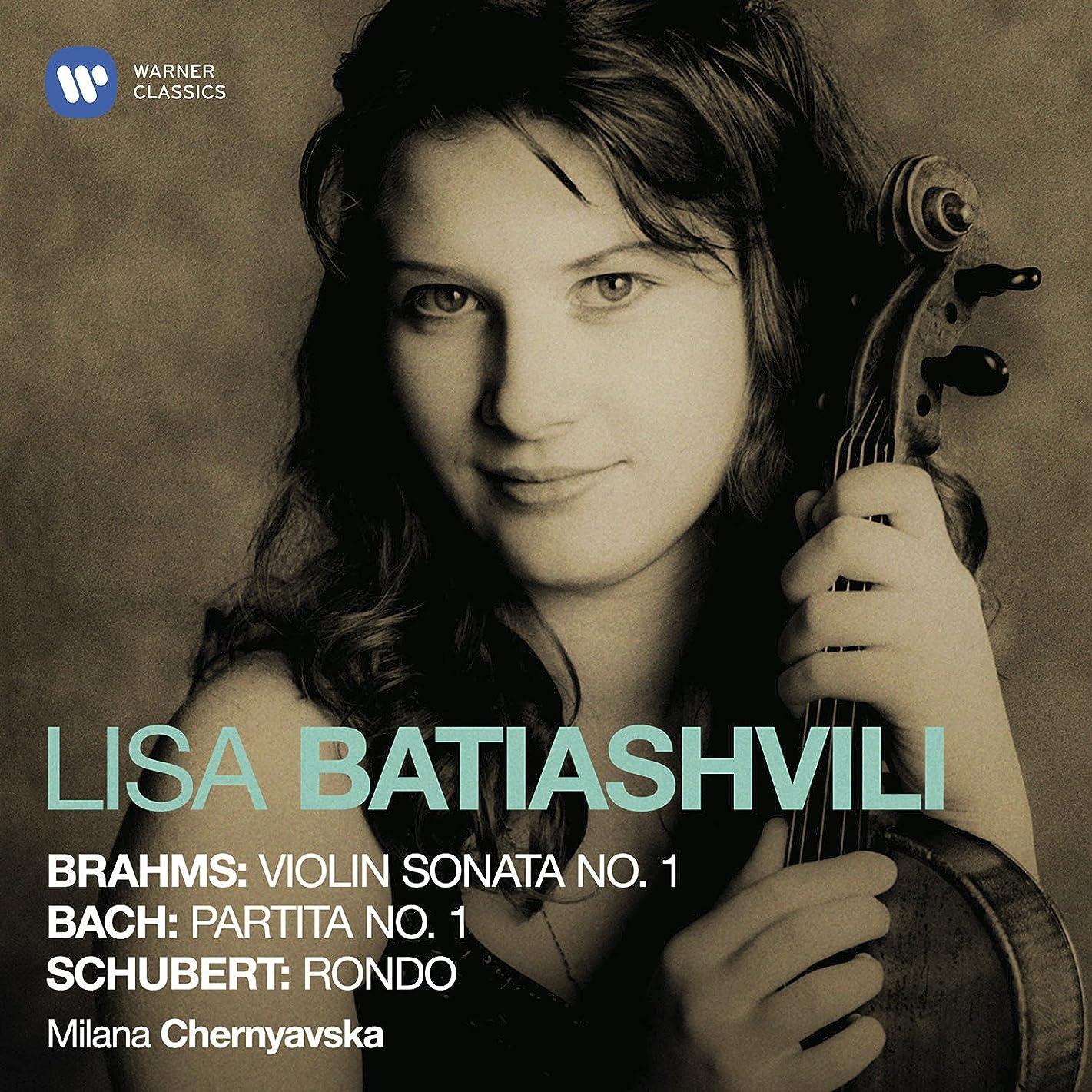 Brahms, Bach, Schubert: Sonatas Original Jacket Series