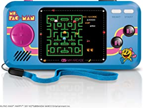 $27 » My Arcade Pocket Player Handheld Game Console: 3 Built In Games, Ms. Pac-Man, Sky Kid, Mappy, Collectible, Full Color Disp...