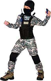 Palamon Navy Seal Costume