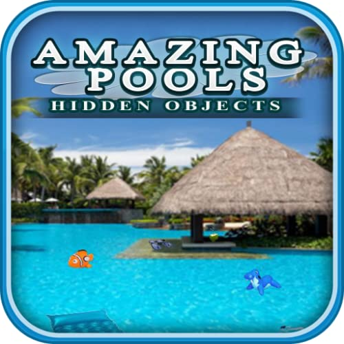 Hidden Objects Amazing Pools