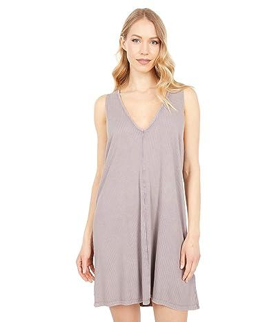 RVCA Low Def Dress (Crystal Lilac) Women
