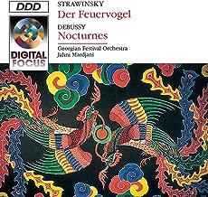 Stravinsky: The Firebird; Debussy: Nocturnes