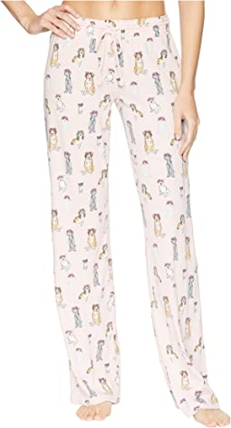 P.J. Salvage Playful Prints Pants