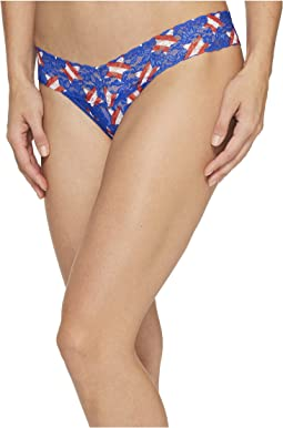 Hanky Panky - Star Spangled Low Rise Thong