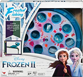 Disney Frozen 2 Frosted Fishing Game for Kids & Families
