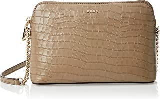 DKNY Women's Crossbody, Dune - R93EP655