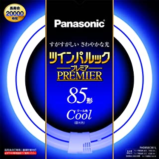 パナソニック 二重環形蛍光灯(FHD) 85形 クール色 ツインパルックプレミア FHD85ECWL