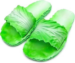 Coddies Cabbage Slippers | Unisex Slides, Sandals, Pool, Beach & Shower Shoes, Funny Gift | Men, Women & Kids