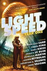 Lightspeed: Year One Kindle Edition