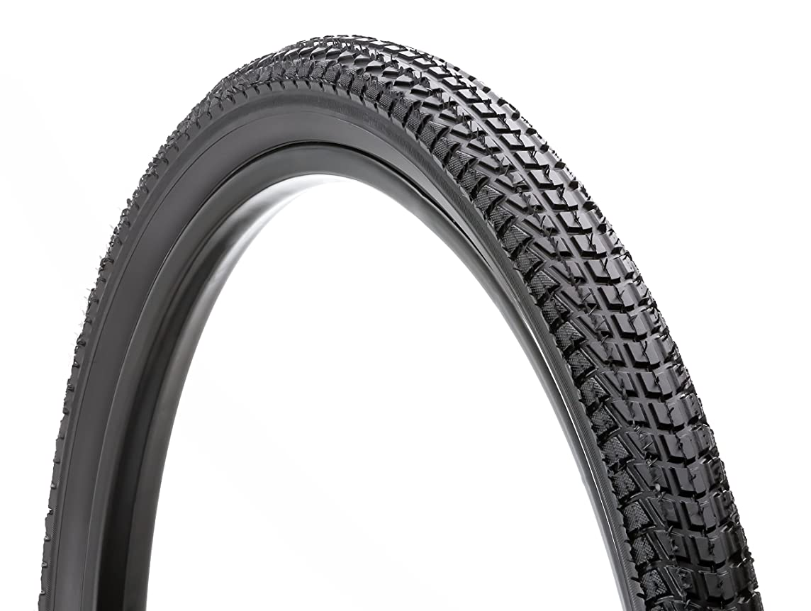 Schwinn Bike Replacement Tire with Kevlar (26 inch x 1.95 inch) black, hybrid/comfort
