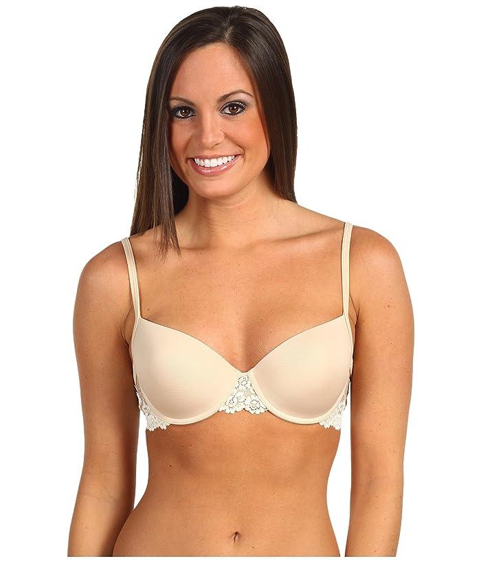 Wacoal  Petite Embrace Lace Push-Up Bra 75891 (Natural Nude/Ivory) Womens Bra