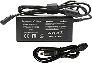 Qiouzw 19V 2.37A 45W AC Adapter Charger For Asus UX330UA UX360CA UX31A Q302la Q302l UX330 X540LA UX305FA Q304U X441UV X441SA UX301LA TP501UA Q324UA Q504UA Q405UA;ADP-45AW A ADP-45BW B 4.0x1.35mm