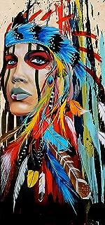 Best diamond painting native american Reviews