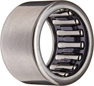 Koyo BH-1620 Needle Roller Bearing 1-1//4 Width 5200rpm Maximum Rotational Speed Open Inch 1 ID 1-5//16 OD Full Complement Drawn Cup