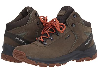 Merrell Erie Mid Waterproof (Olive) Men
