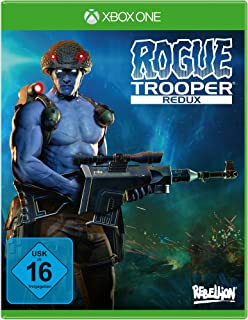 Rogue Trooper Redux. XBox One