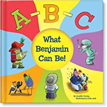 Personalized ABC Alphabet Letters Book