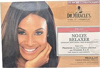 Dr. Miracle'S No-Lye Relaxer Hair Cream, 250 ml