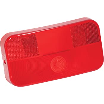 Bargman Surface Mount Taillight #92 - Replacement Lens