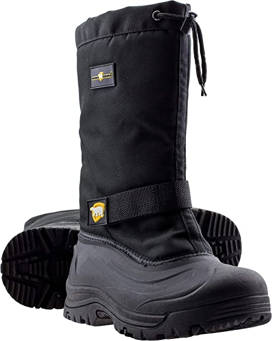 ArcticShield Mens Cold Weather Snow Boots
