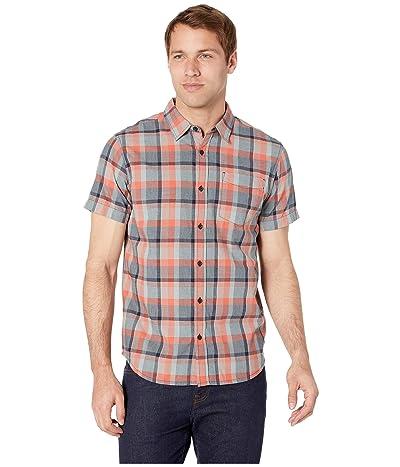 Prana Bryner Standard Fit Shirt (Agave) Men
