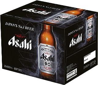 Birra Asahi Super Dry - Cassa da 20 x 50 cl (10 litri)
