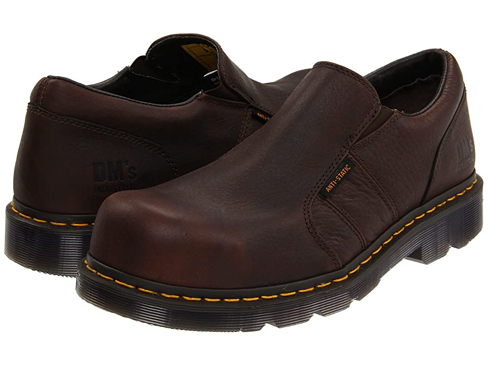 Dr. Martens Resistor ST (Bark Industrial Bear) Plain Toe Shoes