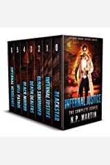 Infernal Justice: The Complete Series (Ethan Drake Series) Kindle Edition