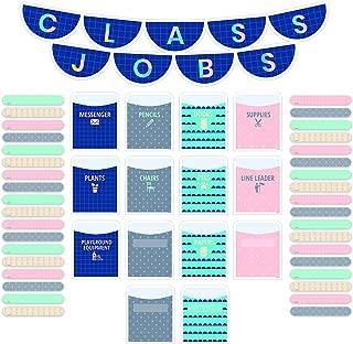 Creative Teaching Press Calm & Cool Class Jobs Mini Bulletin Board, CTP 8602