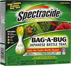 Spectracide Bag-A-Bug Japanese Beetle Trap (Pack of 4)
