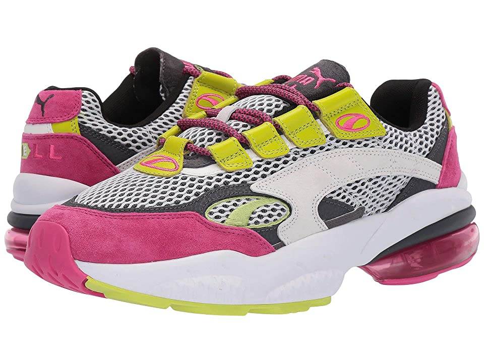 PUMA Cell Venom Fresh (Puma White/Fuchsia Purple) Men