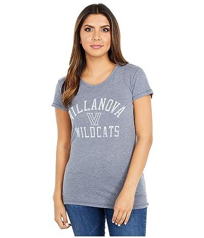 Champion College Villanova Wildcats Keepsake Tee (Vintage Navy) Women