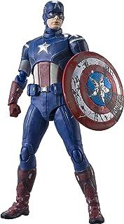 TAMASHII NATIONS Captain America -<Avengers Assemble> Edition Avengers, Bandai Spirits S.H.Figuarts