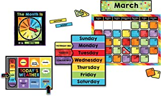 Carson Dellosa Celebrate Learning Calendar Bulletin Board Set (110376)