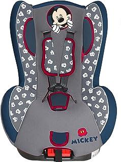 Disney 25825Mickey Mouse Silla de Coche, 0–18kg