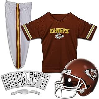 chiefs cheerleader uniform
