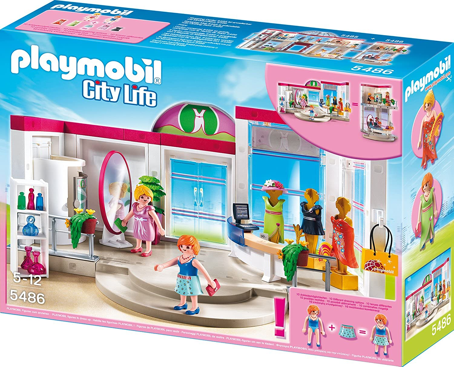 Playmobil 5486 - Modeboutique