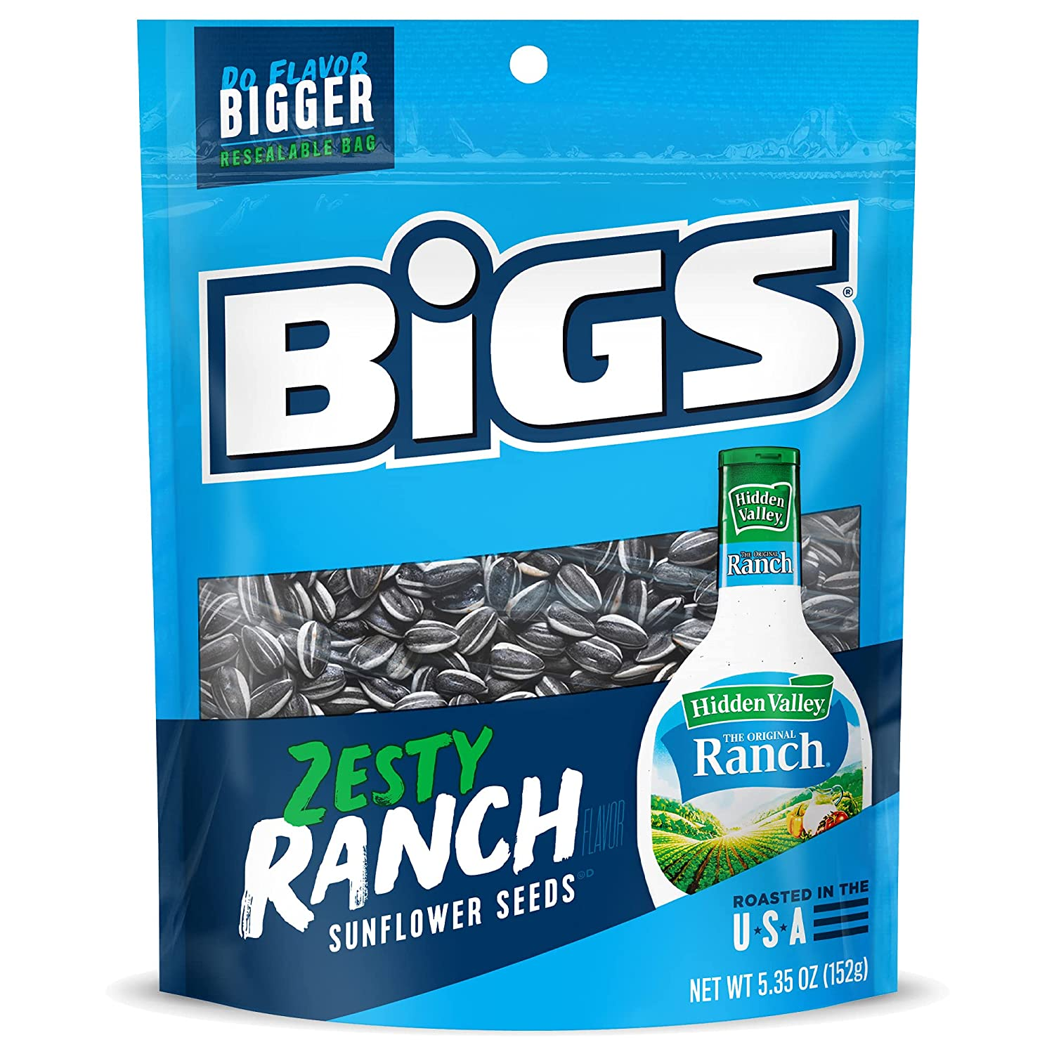 BIGS Hidden Valley Ranch low-pricing Sunflower Seeds Limited price L Snack Keto Friendly