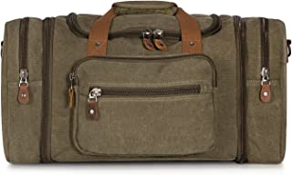 Bolsa de viaje para hombre, de la marca Plambag, 50 litros, Army Green (Verde) - PB058AG-UK