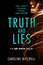 Cover image of Truth and Lies by Caroline Mitchell