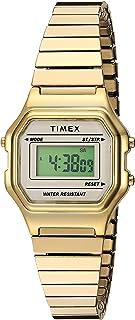 ساعة Timex النسائية الكلاسيكية الصغيرة