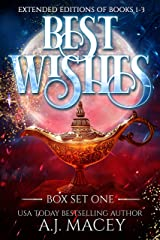 Best Wishes Box Set One: Extended Editions of Books 1-3 (War of Power Series 1: Best Wishes Series) Kindle Edition