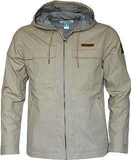 Columbia Men's Larix Park Lightweight Hooded Water Resistant Jacket